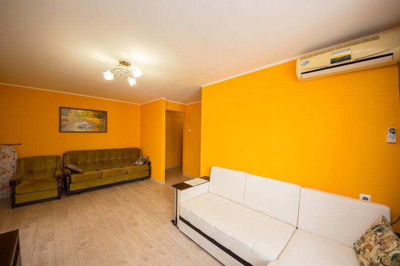 2-комн. квартира, 55 кв.м. на 4 человека, улица Протапова, 104, Анапа - Фотография 6