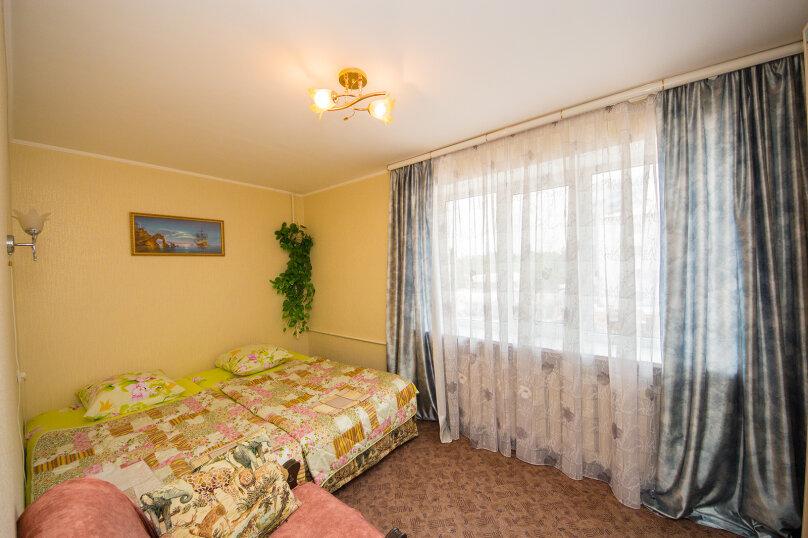 2-комн. квартира, 55 кв.м. на 4 человека, улица Протапова, 104, Анапа - Фотография 8