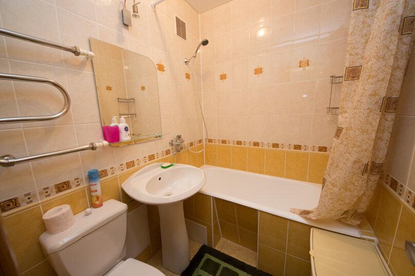 2-комн. квартира, 55 кв.м. на 4 человека, улица Протапова, 104, Анапа - Фотография 12