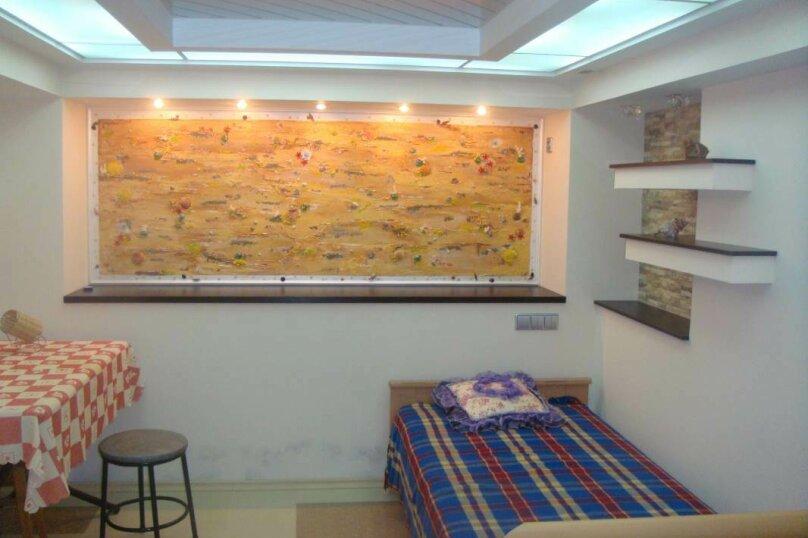 Дом на 3 человека, 2 спальни, Судакское шоссе, №75, Алушта - Фотография 1