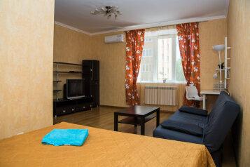 1-комн. квартира, 51 кв.м. на 4 человека, улица Шаляпина, 12, Казань - Фотография 4