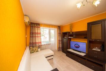 2-комн. квартира, 55 кв.м. на 4 человека, улица Протапова, Центр, Анапа - Фотография 4