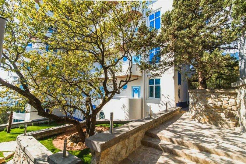 1-комн. квартира, 40 кв.м. на 4 человека, Севастопольское шоссе, 52-х, Гаспра - Фотография 3