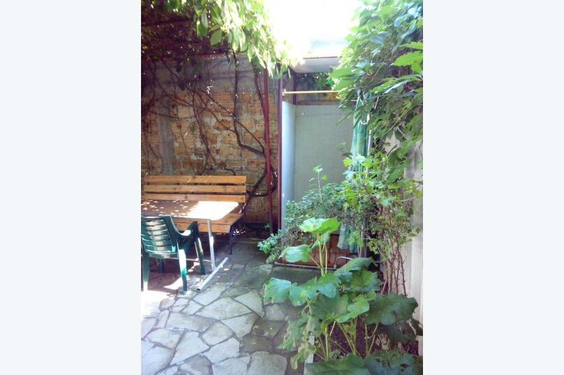 Частный дом под ключ со своим двором, 50 кв.м. на 5 человек, 2 спальни, Советская улица, 63, Феодосия - Фотография 15