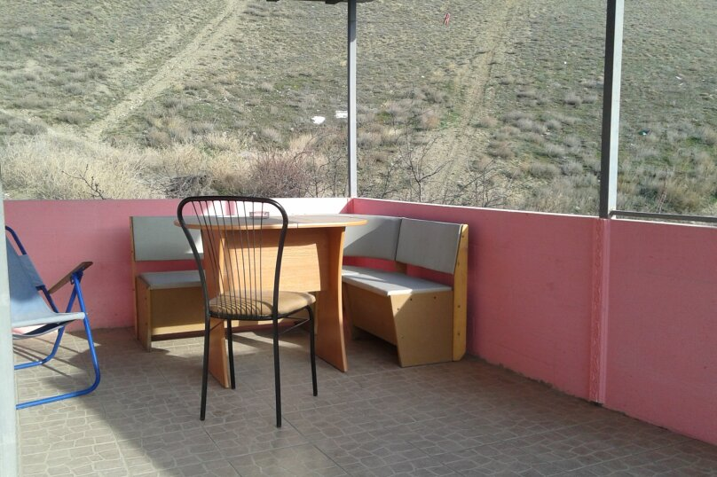 Приглашаем на отдых в Судак, 50 кв.м. на 4 человека, 2 спальни, улица Танкистов, 35, Судак - Фотография 7