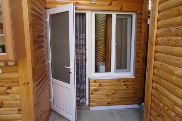 Однокомнатный трехместный домик №1, 15 кв.м. на 3 человека, 1 спальня, Кипарисовая аллея, Судак - Фотография 3