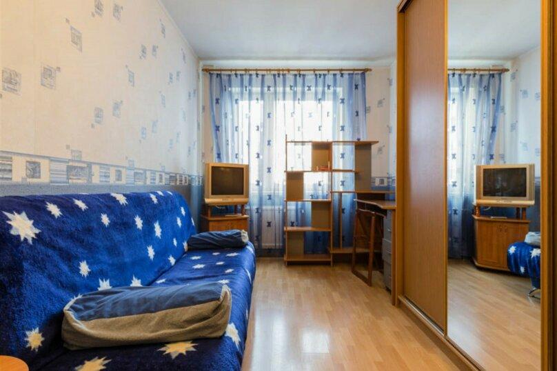 1-комн. квартира, 38 кв.м. на 4 человека, проспект Королёва, 43к1, Санкт-Петербург - Фотография 4