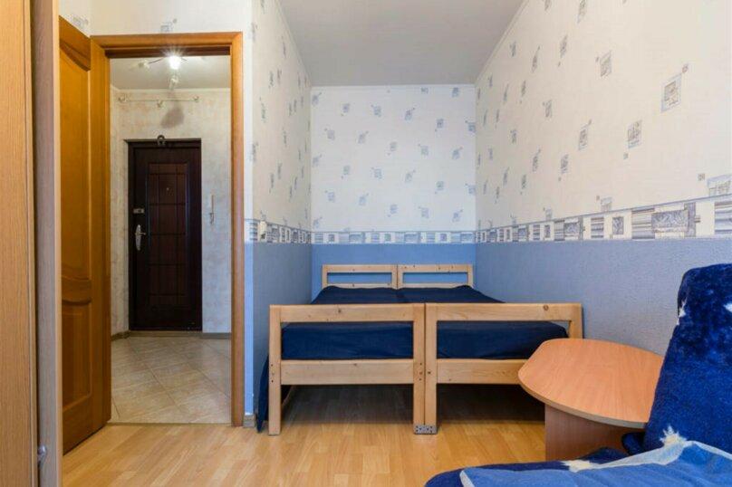 1-комн. квартира, 38 кв.м. на 4 человека, проспект Королёва, 43к1, Санкт-Петербург - Фотография 5