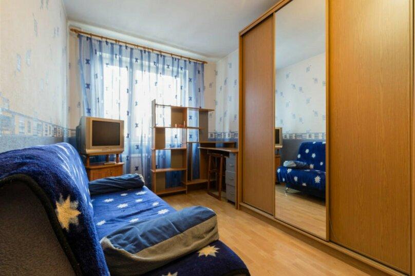 1-комн. квартира, 38 кв.м. на 4 человека, проспект Королёва, 43к1, Санкт-Петербург - Фотография 6