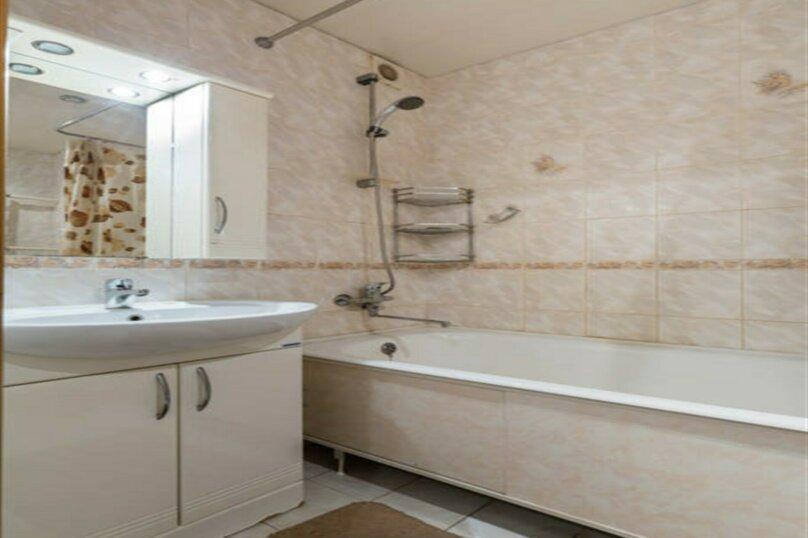 1-комн. квартира, 38 кв.м. на 4 человека, проспект Королёва, 43к1, Санкт-Петербург - Фотография 14