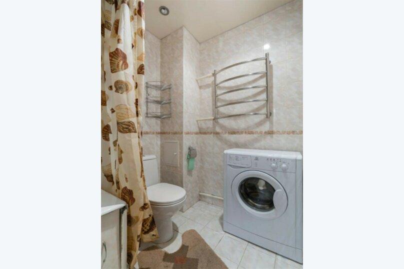 1-комн. квартира, 38 кв.м. на 4 человека, проспект Королёва, 43к1, Санкт-Петербург - Фотография 15