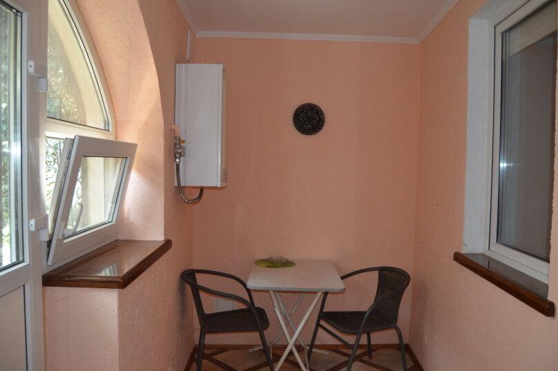 1-комн. квартира, 60 кв.м. на 4 человека, улица Урицкого, 10, Алушта - Фотография 14