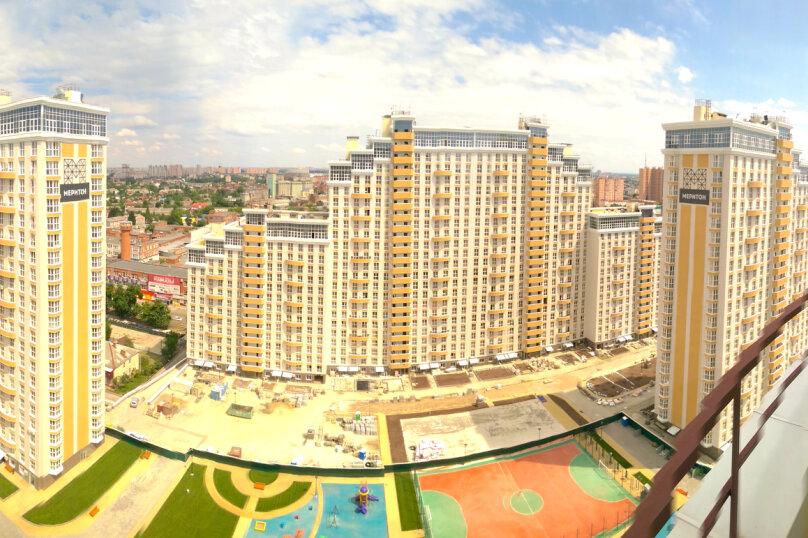 1-комн. квартира, 42 кв.м. на 4 человека, Красная улица, 176лит1/3, Краснодар - Фотография 8