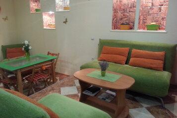2-комн. квартира, 40 кв.м. на 4 человека, улица Коллективная, Алушта - Фотография 3