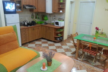 2-комн. квартира, 40 кв.м. на 4 человека, улица Коллективная, Алушта - Фотография 4