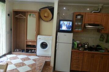 2-комн. квартира, 40 кв.м. на 4 человека, улица Коллективная, 10, Алушта - Фотография 3