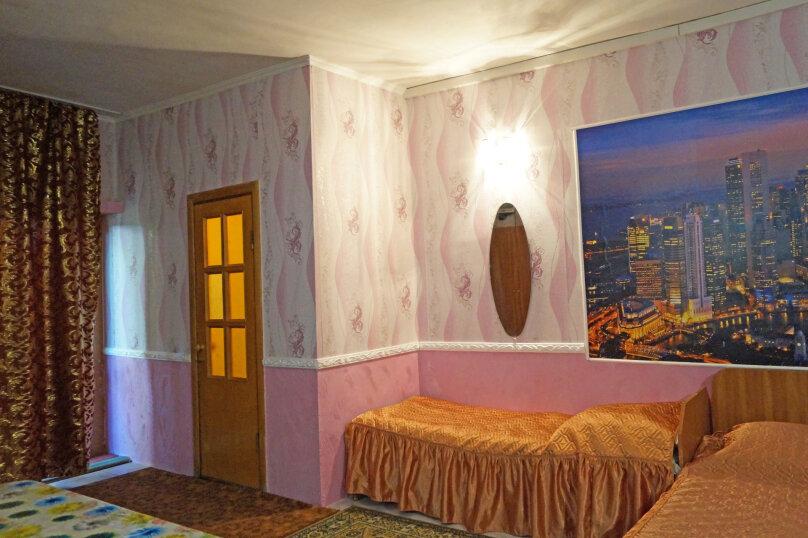 Четырёхместный номер с удобствами внутри, Терновая улица, 11, Анапа - Фотография 1