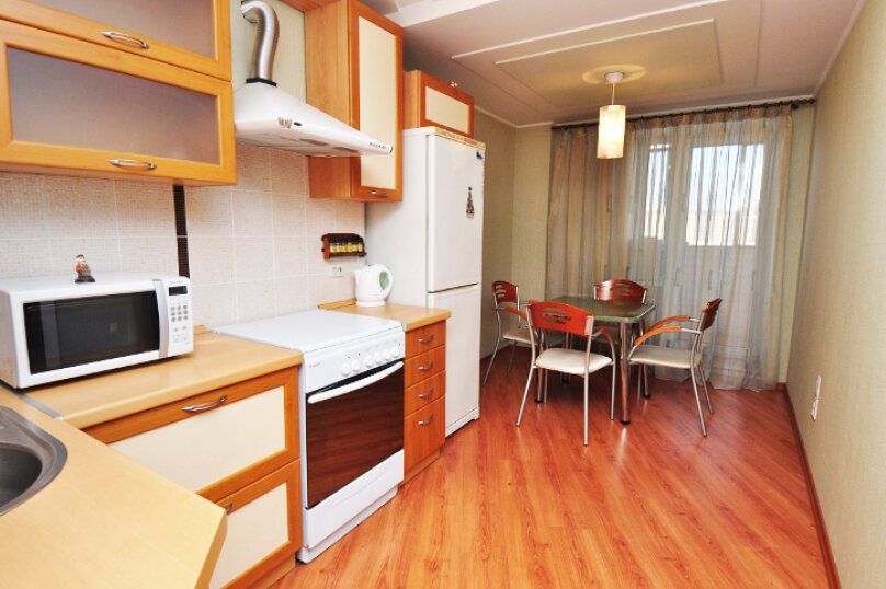 1-комн. квартира, 42 кв.м. на 3 человека, улица Овчинникова, 17А, Челябинск - Фотография 5