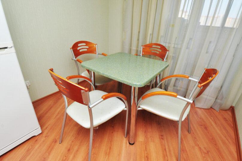 1-комн. квартира, 42 кв.м. на 3 человека, улица Овчинникова, 17А, Челябинск - Фотография 6