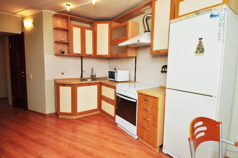 1-комн. квартира, 42 кв.м. на 3 человека, улица Овчинникова, 17А, Челябинск - Фотография 7