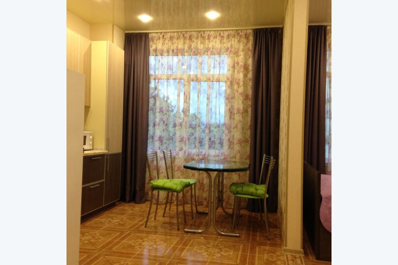 1-комн. квартира, 35 кв.м. на 3 человека, Набережная улица, 24, Адлер - Фотография 1