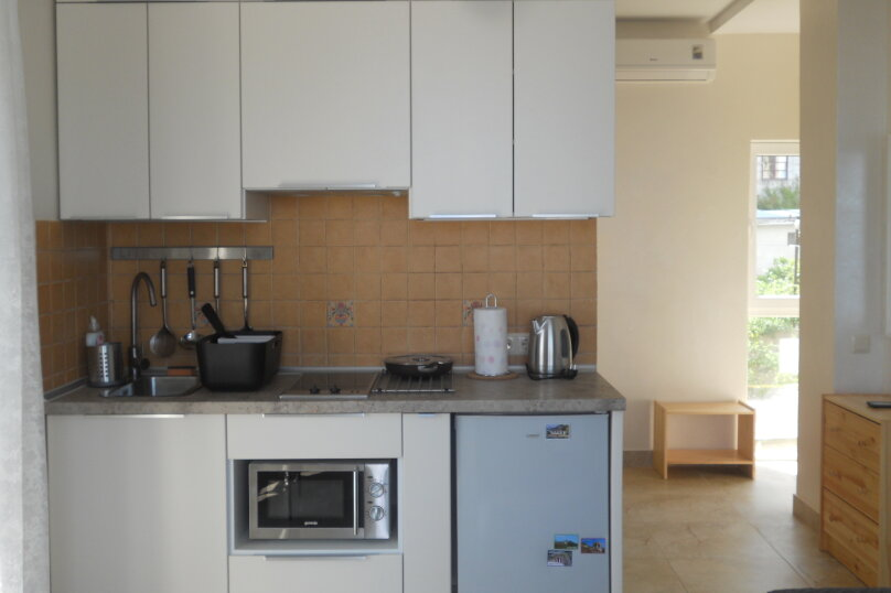 1-комн. квартира, 25 кв.м. на 3 человека, Красномаякская улица, 18, Симеиз - Фотография 12