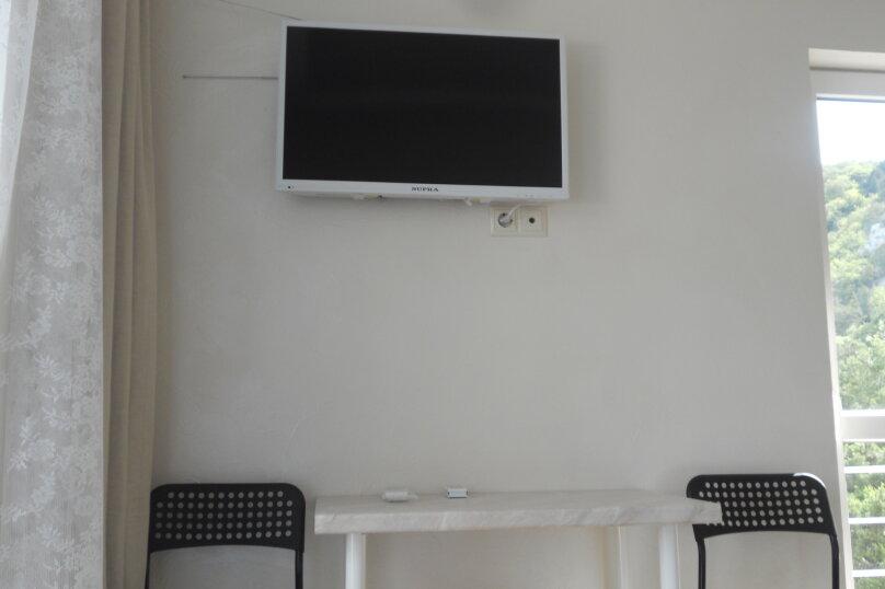 1-комн. квартира, 25 кв.м. на 3 человека, Красномаякская улица, 18, Симеиз - Фотография 14