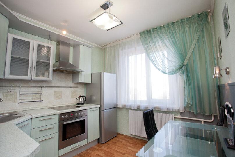 2-комн. квартира, 80 кв.м. на 4 человека, Телевизионная улица, 3, Челябинск - Фотография 4
