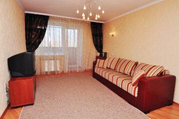 1-комн. квартира, 42 кв.м. на 3 человека, улица Овчинникова, 17А, Челябинск - Фотография 1