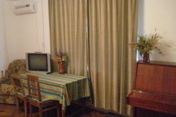1-комн. квартира, 45 кв.м. на 4 человека, улица Нахимова, 2, поселок Орджоникидзе, Феодосия - Фотография 2