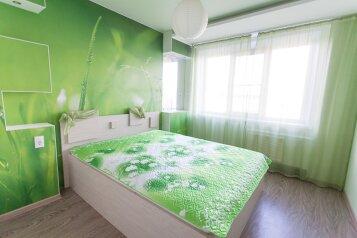 3-комн. квартира, 100 кв.м. на 6 человек, улица Ворошилова, 57А, Челябинск - Фотография 1