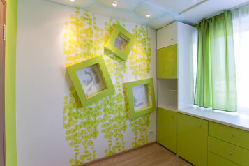 3-комн. квартира, 100 кв.м. на 6 человек, улица Ворошилова, Челябинск - Фотография 4