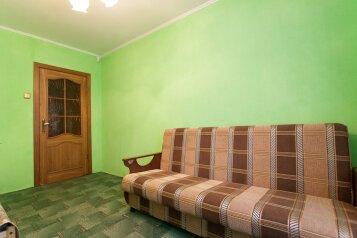 3-комн. квартира, 100 кв.м. на 7 человек, улица Коммуны, Челябинск - Фотография 2