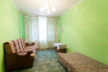 3-комн. квартира, 100 кв.м. на 7 человек, улица Коммуны, Челябинск - Фотография 3