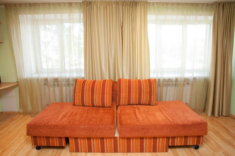 3-комн. квартира, 90 кв.м. на 6 человек, улица Худякова, 25, Челябинск - Фотография 6