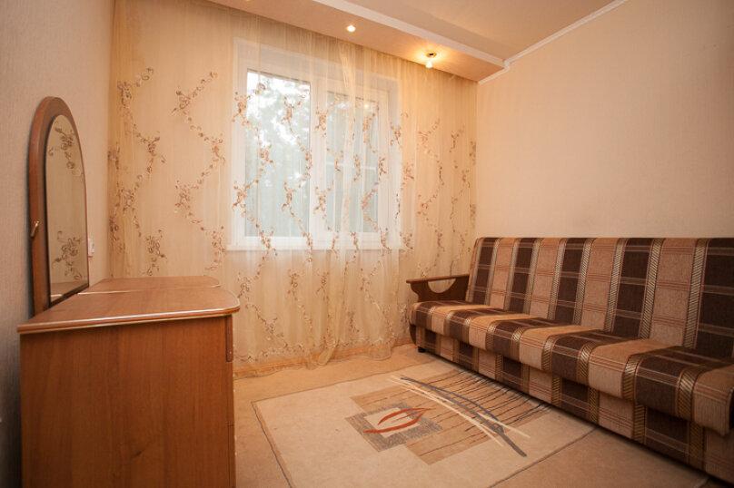 3-комн. квартира, 100 кв.м. на 6 человек, Российская улица, 161, Челябинск - Фотография 7