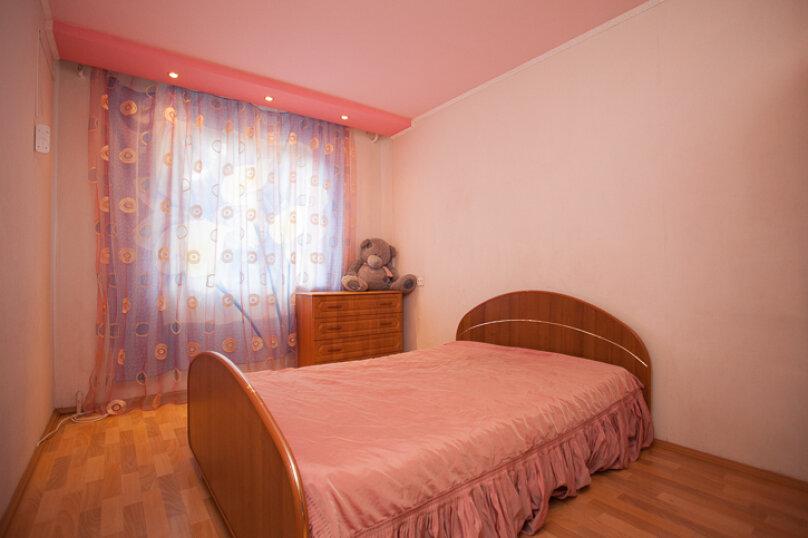 3-комн. квартира, 100 кв.м. на 6 человек, Российская улица, 161, Челябинск - Фотография 10