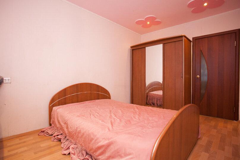 3-комн. квартира, 100 кв.м. на 6 человек, Российская улица, 161, Челябинск - Фотография 11