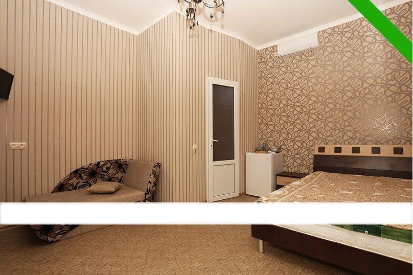 Стандарт однокомнатный 3-хместный на 2-м этаже, Переулок Новоселов , 9, Курортное - Фотография 6