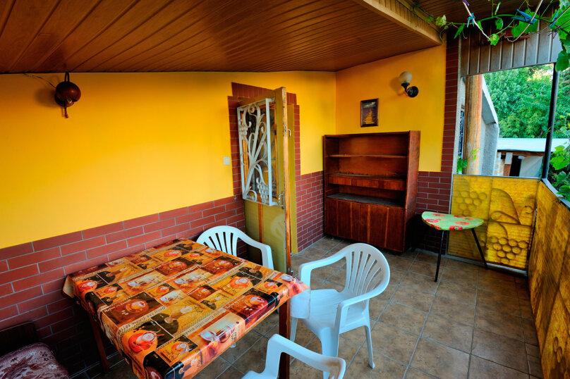 Дом, 50 кв.м. на 6 человек, 3 спальни, Приморская улица, 1, Алупка - Фотография 10