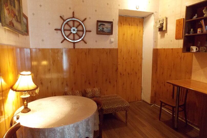 1-комн. квартира, 50 кв.м. на 3 человека, улица Назукина, 1, Феодосия - Фотография 3