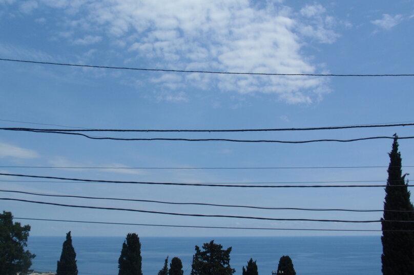 Домик с видом на море, 18 кв.м. на 3 человека, 1 спальня, Ялтинская, 18, Алупка - Фотография 8