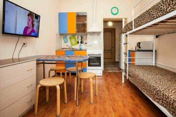 1-комн. квартира, 25 кв.м. на 4 человека, Бамбуковая, 42 а, Центр, Сочи - Фотография 1