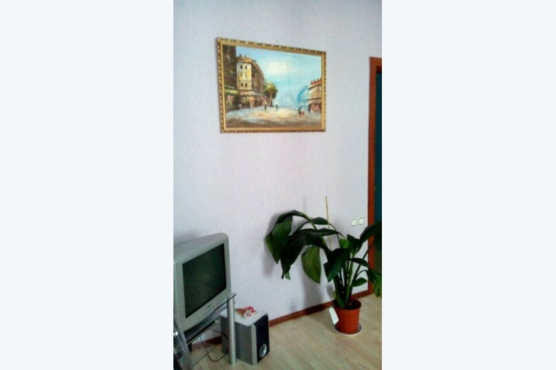 2-комн. квартира, 60 кв.м. на 4 человека, улица Красноармейская, 3, Ялта - Фотография 3