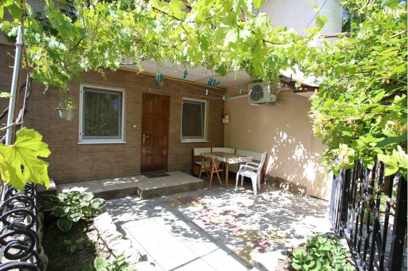 1 этаж с двориком своим под ключ, 28 кв.м. на 3 человека, 1 спальня, Русская улица, 45, Феодосия - Фотография 6
