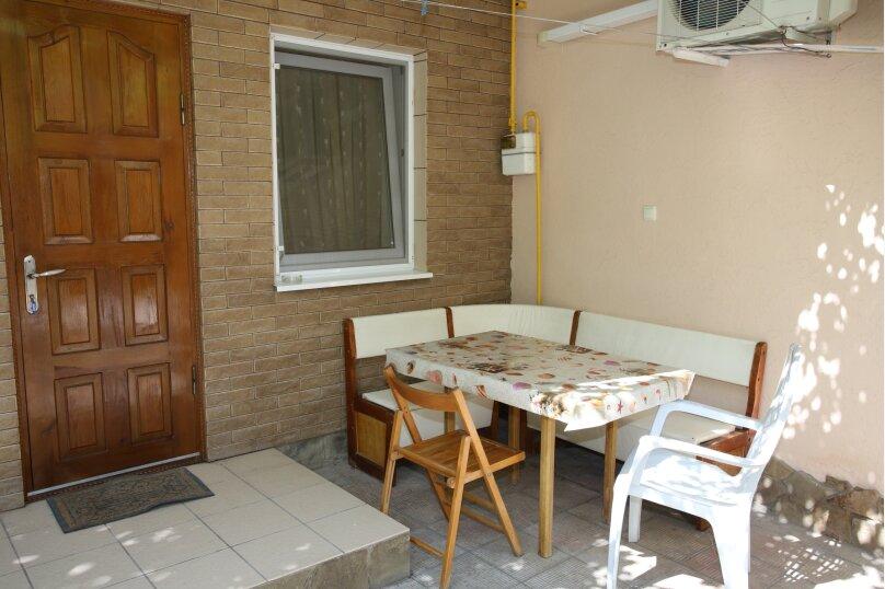 1 этаж с двориком своим под ключ, 28 кв.м. на 3 человека, 1 спальня, Русская улица, 45, Феодосия - Фотография 7