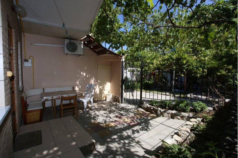 1 этаж с двориком своим под ключ, 28 кв.м. на 3 человека, 1 спальня, Русская улица, 45, Феодосия - Фотография 8