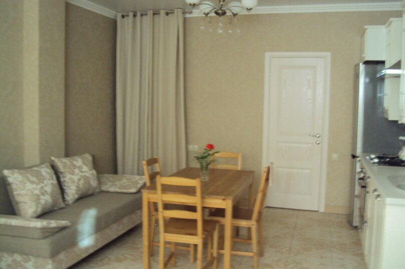 1-комн. квартира, 35 кв.м. на 3 человека, Ленина , 294\6А, Адлер - Фотография 2