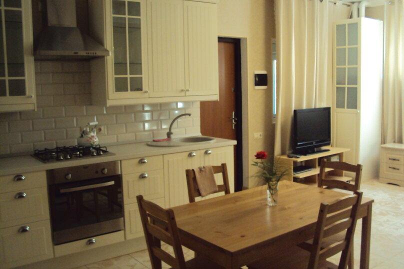 1-комн. квартира, 35 кв.м. на 3 человека, Ленина , 294\6А, Адлер - Фотография 1
