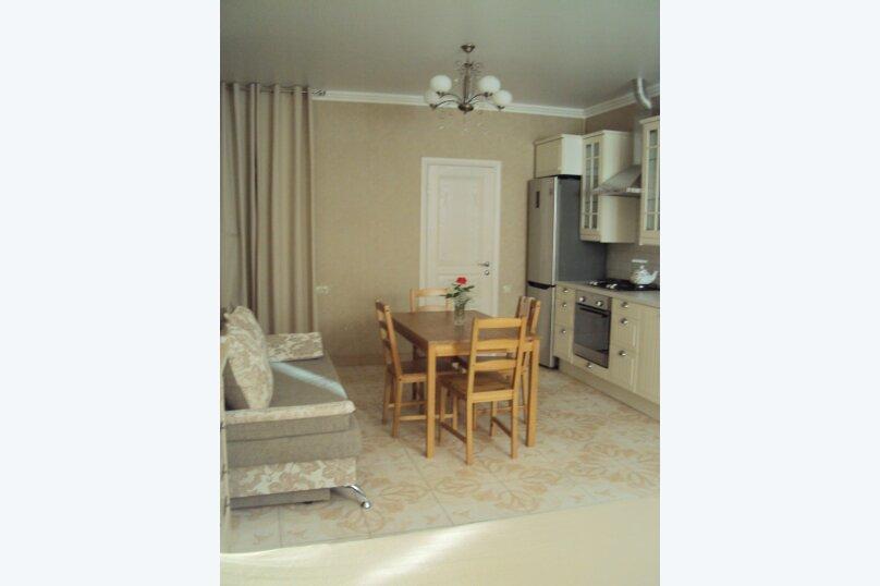 1-комн. квартира, 35 кв.м. на 3 человека, Ленина , 294\6А, Адлер - Фотография 12